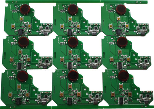 renault-megane2-scenic-3button-433-mhz-pcf7947-production-pcb-board