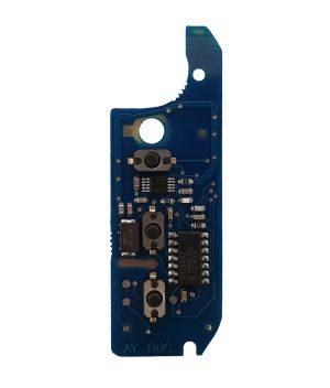 AlfaRomeo Giulietta Remote Board-alfa-romeo-giulietta-remote-control-board-pcb-circuit-433mhz-3button-pcf7946-id46-oem-after-market-single