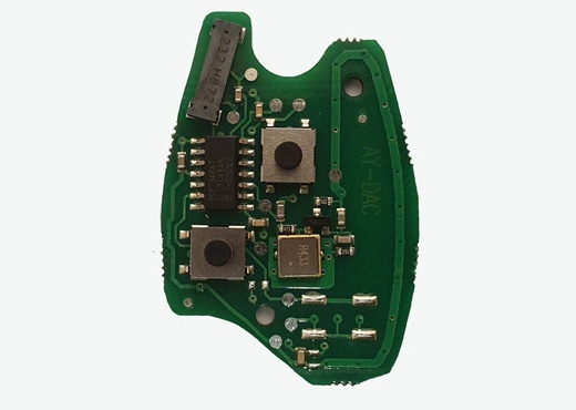 dacia-sandero-logan-duster-2button-multi-production-pcb-single