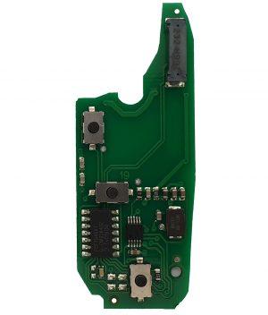 Peugeot Biooer Remote Board-peugeot-biooer-remote-control-board-pcb-circuit-3-button-433-mhz-pcf7946-id46-oem-after-market-original-71765697-1611652580-C11652580F-9170JF-C009170JFF-single