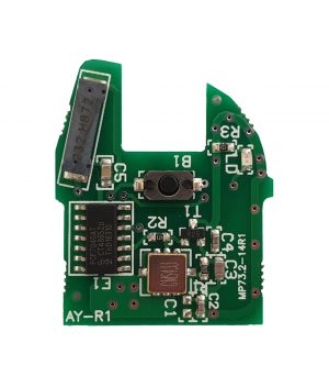 renault-clio2-remote-control-pcb-board-1button-oem-after-market-8200100173-8200067907
