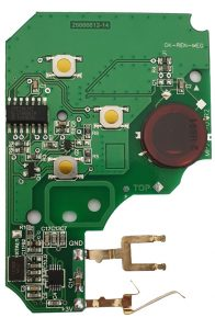 renault-megane2-scenic-433-mhz-pcf7947at-our-production-compatible-pcb-board-smart-card-