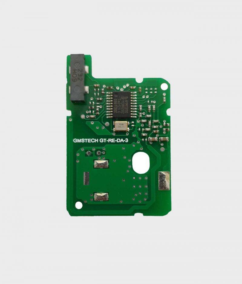 remote-key-remote-control-repairement-board-pcb-dacia-sandero-logan-duster-pcf7961m-hitag-aes-top-2-buttons-805673071R-998101619R